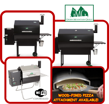 Green Mountain Pellet Grills: