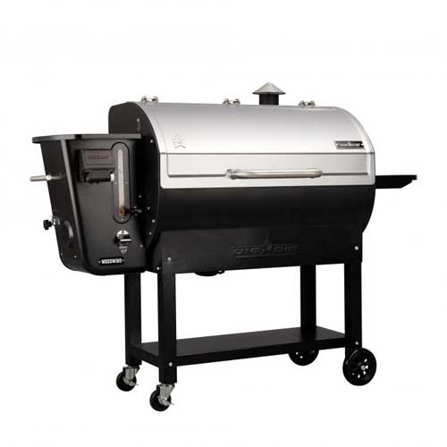 Camp Chef SmokePro Series Pellet Grills: